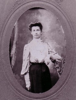Lillian Fredrick <i>Biles</i> Ridge