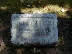 Carl Gottlieb Buehler