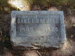 Carl L Buehler