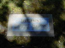 Lillian L <i>Buehler</i> Petersen