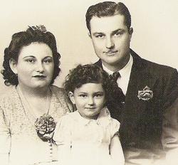Mary(Marietta) <i>(Serra)</i> Hribar
