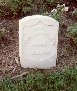 Maj John H. Shelmire