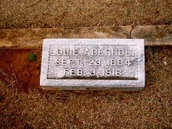 Louie Aderholt