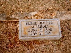 Emmie <i>Heifner</i> Aderholt