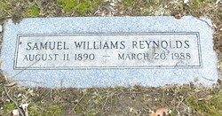 Samuel Williams Reynolds