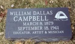 William Dallas Campbell