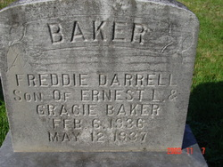 Freddie Darrell Baker