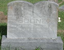 John E. Boone