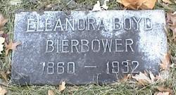 Eleanora <i>Boyd</i> Bierbower