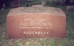 Adolph J Rodenbeck