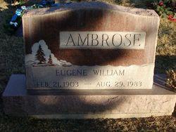 Eugene William Ambrose
