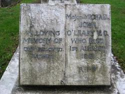 Maj Michael O'Leary