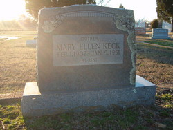 Mary Ellen Keck