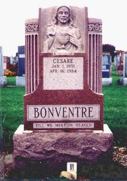 Cesare The Tall Guy Bonventre