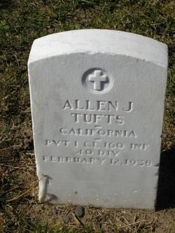 Allen J Tufts
