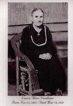 Laura Alice <i>Needham</i> Pierce