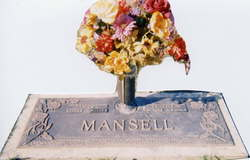Trazzie Ann <i>Dove</i> Mansell