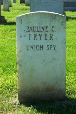 Pauline <i>Wood</i> Fryer