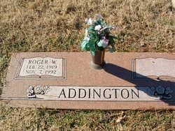 Roger W. Addington