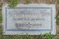 Agnes Olive Amelia <i>Mitchell</i> Buie