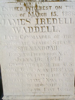 James Iredell Waddell
