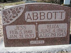Eliza <i>Baker</i> Abbott