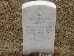 Barbara Jean Batchelor