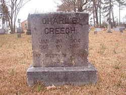 Charlie Creech