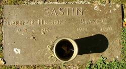 Florence <i>Higson</i> Eastin
