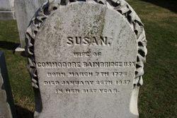 Susan <i>Heyliger</i> Bainbridge