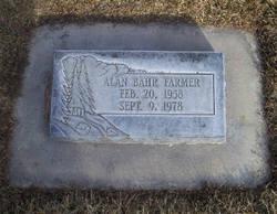 Alan Bahr Farmer