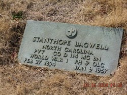 Stanthope Bagwell