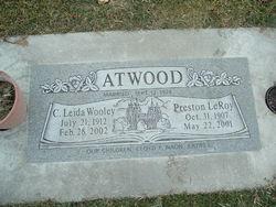 C. Leida Wooley Atwood