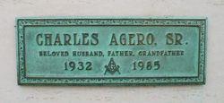 Charles Agero, Sr