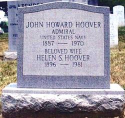 Adm John Howard Hoover