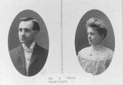 Etta Mae <i>Burgess</i> Farringer