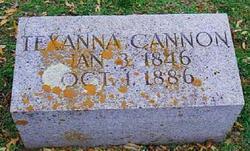 Texanna <i>Dumas</i> Cannon