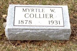 Myrtle Willy <i>Runyon</i> Collier