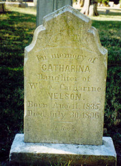 Catharina Kate Nelson