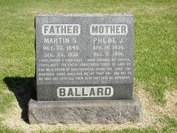 Martin S Ballard