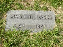 Charlotte Banks