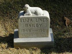 Eliza <i>Lines</i> Bailey