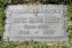 Agnes Marie Allen