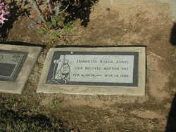Henrietta <i>Kolda</i> Jones