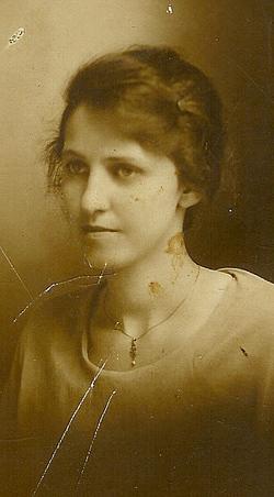 Bertha Mae <i>Talley</i> Daniel