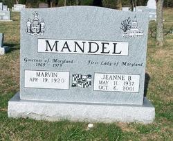 Jeanne <i>Blackistone</i> Mandel