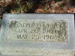 Ralph Eugene Case
