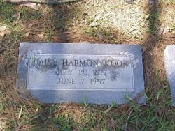 Daisy <i>Harmon</i> Moor