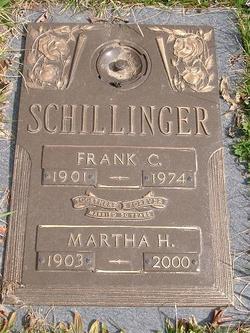 Frank C Schillinger