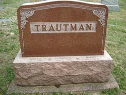 Clementine Mathilda Tillie <i>Walewska</i> Trautman
